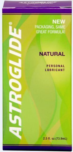 Astroglide Natural Personal Lubricant: True to its organic promise, #Astroglide Natural #PersonalLubricant is naturally free from glycerin, alcohol, fragrances, flavorings and hormones. #AnalLube