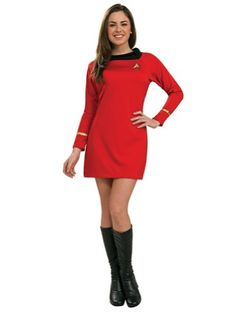 Womens Star Trek Costume Movie Costumes Trekky « Clothing Impulse