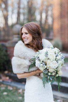 Dress winter wedding bridal musings 55 new ideas Diy Your Wedding, Dream Wedding, Wedding Blog, Trendy Wedding, Wedding White, Wedding Vintage, Forest Wedding, Purple Wedding, Elegant Wedding