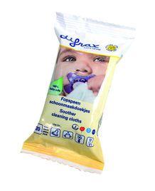 Met dit handige meeneempakje heb je altijd doekjes bij je waarmee je hygienis...