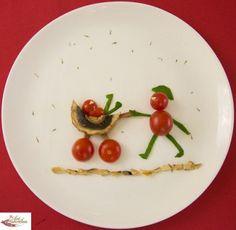Fun Tomato Man and Pram