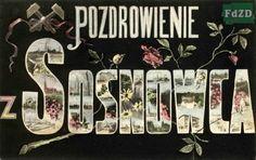 Sosnowiec na dawnej pocztówce (katalog) – WikiZagłębie
