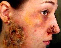 Male/Female Gore Makeup