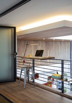 8 Ways to Add a Standing Desk | Houzz