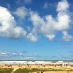 Praia de Aruana em Aracaju, SE