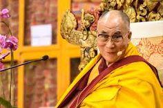 Tenzin Gyatzo - XIV Dalai Lama. Máximo líder espiritual del Budismo Tibetano.