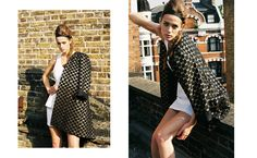 London Bricks, fashion editorial by Josefina Alazraki