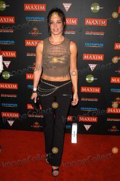 Bianca Kajlich Photo - Bianca Kajlich at the 2003 Maxim Hot 100 Party Private Location Hollywood CA 06-11-03