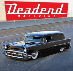 1957 Chevy Sedan Delivery..Re-pin brought to you by #OregonInsuranceagents at #houseofinsurance in #EugeneOregon