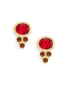 Bright Sun-shiny Day - Traffic Gem Earrings from JewelMint - Fall & Winter Accessories #CAbi