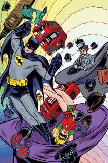 BATMAN '66 #4 | DC Comics