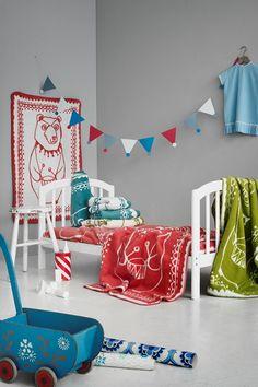 детский текстиль дизайн