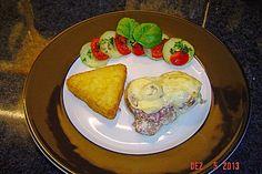 Elsässer Schnitzel, ein schmackhaftes Rezept aus der Kategorie Geflügel. Bewertungen: 351. Durchschnitt: Ø 4,5.