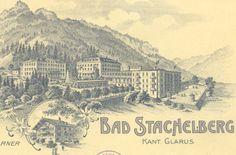 Hotel Stachelberg Bad, Linthal