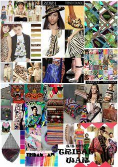 botanical fashion trends 2015 - Google Search