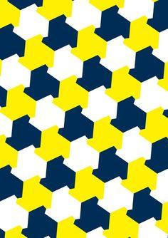 Pattern for NOTO 13 by Amersfoort NL studio AKIMOTO