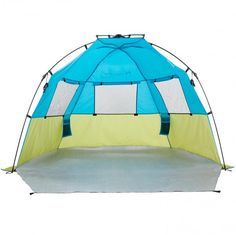 Lightspeed Outdoors Quick Cabana Beach Tent Sun Shelter the perfect baby tent for your little one Camping And Hiking, Hiking Gear, Tent Camping, Camping Outdoors, Beach Gear, Beach Trip, What Is A Beach, Baby Tent, Beach Shade
