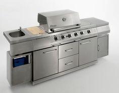 Außenküche Mit Smoker : 12 best bbq aussenkuechen images on pinterest grilling mudpie and