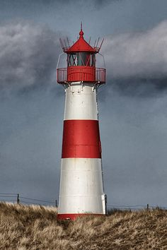 List Ost #Lighthouse - List, Sylt, #Germany http://dennisharper.lnf.com/