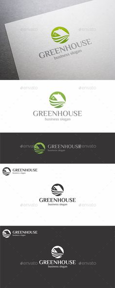 Green Home Real Estate Logo – This is a clean and elegant Realty logo.  architect, architects studio, architecture brand, build, builder, building logo, Business Branding, construction, custom logo design, development, eco house, exterior, finance, fresh brand, green, home, house, identity, insurance, leaf, professional, property, real estate, realtor, realty, remodel, rental, roof, village, wave