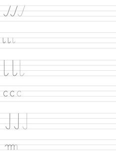 Szlaczki literopodobne - szlaczki dla dzieci do druku - Mjakmama.pl Tracing Worksheets, Preschool Worksheets, Preschool Activities, Avengers Coloring Pages, Calligraphy Worksheet, School Subjects, Infant Activities, Crafts For Kids, Fine Motor