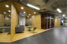 Офис компании Badoo / Geektimes