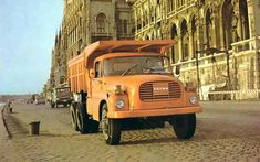 Old Cars, Trucks, History, Vehicles, Vintage, Automobile, Historia, Truck, Rolling Stock