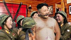"""TIL North Korean leader Kim Jong-il had intel officers kidnap a South Korean movie director to make his own spin-off of the movie """"Godzilla. North Korea Facts, Kim Jong Il, Last Week Tonight, John Oliver, Mind Blowing Facts, Shocking Facts, Weird Facts, Strange Facts, New Growth"""
