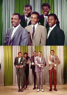 """c.1964The Temptations 