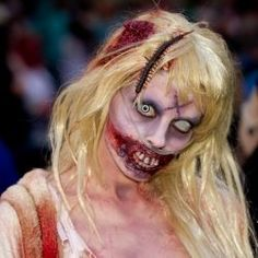 Zombies are at the pinnacle of their popularity. Movies like 'Night of the Living Dead' have seen renewed popularity. Local zombie walks and crawls...