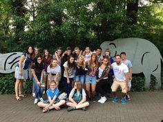 7. Klasse im Zoo