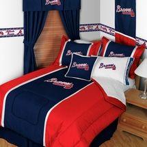 Atlanta Braves MVP Bedding