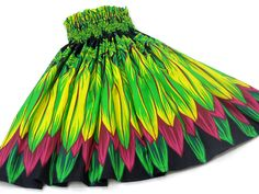 黒(ブラック)のパウスカート・ティーリーフ no.6758 Hula, Hawaii, Dressing, Island, Skirts, Style, Fashion, Swag, Moda