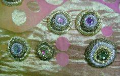 Dabka Embroidery