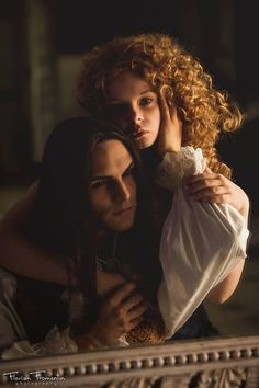 Interview with the Vampire - Louis and Claudia (Photographer: Florian Fromentin)