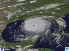 Hurricane Katrina ~ 2005