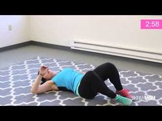 5 Minute Morning Energy Workout