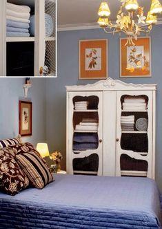 Transforme seus móveis antigos