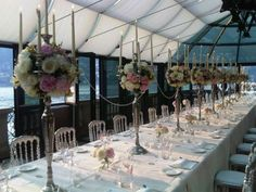 RT if you love … Wedding Style at CastaDiva Resort and Spa facing lake Como