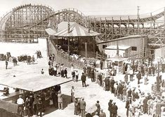 The Belmont Park Roller Coaster, That I, Captain Democracy Saved. '87