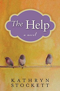 The Help a 2009 novel by American author Kathryn Stockett. The book sold over 5 million copies and stayed on the NY Times bestsellers list for 100 weeks. Grade A I enjoyed the book and the movie was pretty close to the book. The Help Book, Up Book, This Is A Book, I Love Books, Book Nerd, Book Club Books, Great Books, Books To Read, Book Clubs