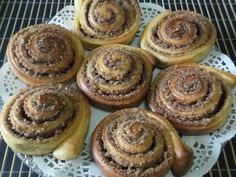 Croissant, Muffin, Feta, Cheesecake, Food And Drink, Cooking Recipes, Breakfast, Desserts, Cakes