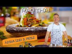 A Lázár féle PAD THAI - YouTube Vegetables, Youtube, Food, Essen, Vegetable Recipes, Meals, Youtubers, Yemek, Veggies