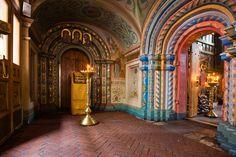 Inside a Russian Orthodox Church in Irkutsk, Siberia, Russia, Travel Photography, Travel Photographer | Dario Endara