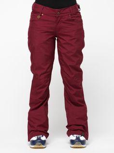 39340cc8da Torah Bright 10K Shell Birch Pants - Roxy...adding these to my snowboarding