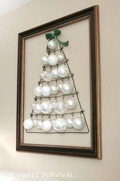 ornament tree.