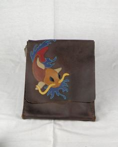 Leather Bags, Koi, Hand Stitching, Bag Making, Messenger Bag, Fish, Handbags, Wallet, Purses