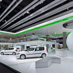 rgb | Škoda Frankfurt IAA Messeauftritt 2011 - rgb