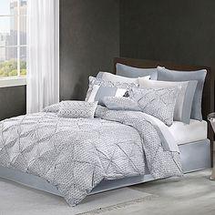 Echo Design™ Dot Kat Comforter Set in Grey