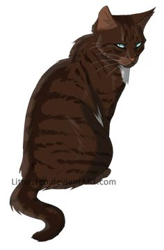 .:Hawkfrost:. by Lithestep.deviantart.com on @DeviantArt